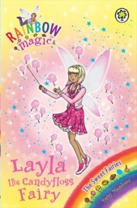 Layla The Candyfloss Fairy
